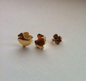 【送料無料】ブレスレット ドードーイヤリングドードーイエローゴールドローブdodo pomellato orecchini a lobo con dodo, in oro giallo, nuovi