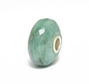 【送料無料】ブレスレット オリジナルエメラルドtrollbeads original authentic smeraldo esmerald stone 80203 tstbe30002