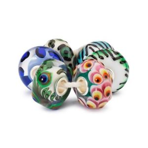 【送料無料】ブレスレット trollbeads original authentic set regno animale tglbe00156