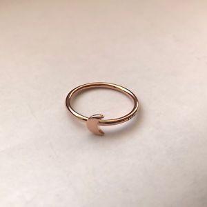 【送料無料】ブレスレット ピンクゴールドドードーリングムーンマシンサイズdodo pomellato anello luna in oro rosa, originale e nuovo misura 55
