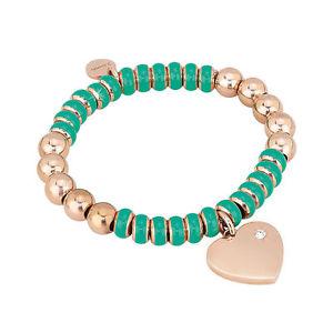 【送料無料】ブレスレット カフハート2jewels 231369 bracciale cuore 2 jewels