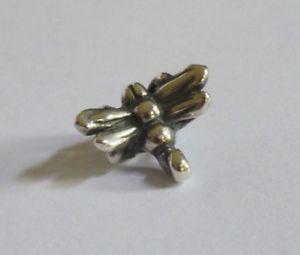 【送料無料】ブレスレット original trollbeads, silver bead *dragonfly*, cod tagbe10099
