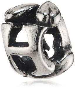 国内最安値! 【送料無料】ブレスレット ビードスターリングシルバーtrollbeads bead da donna, argento sterling 925, Britain 834fbd70