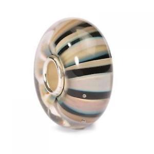 【送料無料】ブレスレット オリジナルガラスストリップカキtrollbeads authentic original vetro ritirati  strisce kaki tglbe10253