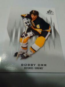 【送料無料】スポーツ メモリアル カード 20132014spゲーム95orr20132014 sp game used 95 bobby orr
