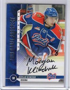 【送料無料】スポーツ メモリアル カード 201213 itgサイン morgan klimchuk{amk}201213 itg draft prospects autographs morgan klimchuk {amk}