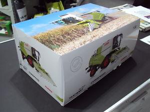 【送料無料】模型車 モデルカー スポーツカー トウモロコシヘッダーwiking claas tucano 570 cw conspeed maize header 875 132