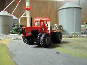 【送料無料】模型車 モデルカー スポーツカー トターデュアル164 ertl allischalmers 7580 4wd tractor w duals all around