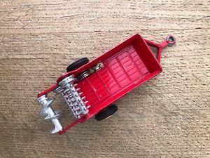【送料無料 manure】模型車 モデルカー スポーツカー マッシーハリスビンテージdinky 321 massey massey harris manure harris spreader vintage preowned, encounter 5:237b4fe6 --- debyn.com