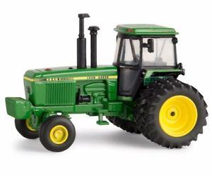 【送料無料】模型車 モデルカー スポーツカー ジョンディアトターデュアル#セール164 ertl *authentics* john deere 4840 tractor wduals *issue 5* nib **