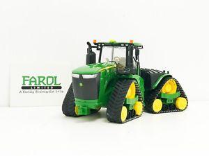 【送料無料】模型車 モデルカー スポーツカー ジョンディアモデルjohn deere 100th anniversary bruder 9620rx tractor 116 model toy farming 9rx