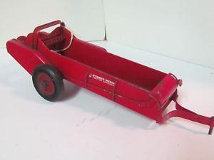 【送料無料】模型車 モデルカー スポーツカー スケールファームneues angebotinternational manure spreader toy farm implement 116th scale original