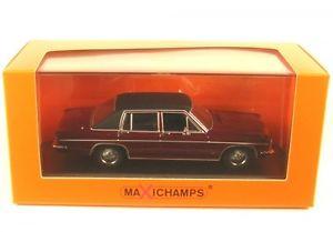 【送料無料】模型車 モデルカー スポーツカー オペルディプロマットダークレッドopel diplomat b dark red 1969