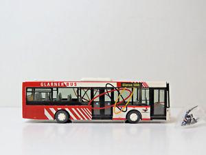 【送料無料】模型車 モデルカー スポーツカー バスモデルman,glarner bus der sbb,nm 2232 midi,vkmodelle,187,09141,fr h0,neu