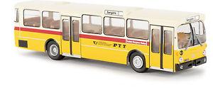 【送料無料】模型車 モデルカー スポーツカー メルセデススイスポストbrekina mercedes o 305 ptt postauto schweizer post 50754