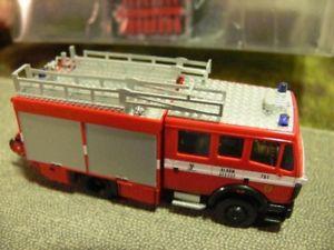 【送料無料】模型車 モデルカー スポーツカー ブッシュ187 busch mb mk88 feuerwehr nl brandweer 761 43861