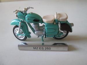 【送料無料】模型車 モデルカー スポーツカー オートバイアトラスmotorrad mz es 250 124 atlas verlag ovp