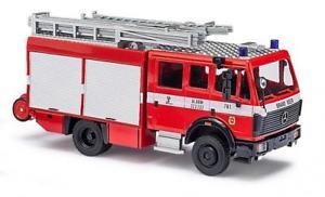 【送料無料】模型車 モデルカー スポーツカー ブッシュbusch mb mk88 fw brandweer 761 43861