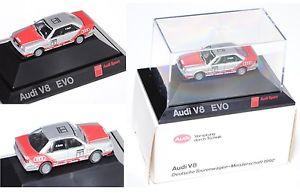 【送料無料】模型車 モデルカー スポーツカー アウディクワトロビーラrietze 011992 audi v8 quattro evo2 dtm 1992, biela, 187