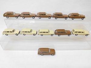 【送料無料】模型車 モデルカー スポーツカー メルセデスeso6953wiking 187 11 st mercedes 250t mit minimale gebrauchsspuren