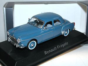 【送料無料】模型車 モデルカー スポーツカー norev 519167 renault fregate baujahr 1959 capri blau modellauto 143