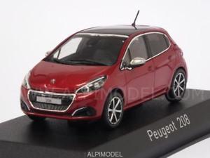 お気にいる 【送料無料】模型車 モデルカー スポーツカー プジョールビpeugeot 208 2015 rubi 143 norev 472819, ヨゴチョウ 3461466a