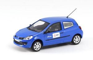 【送料無料】模型車 モデルカー スポーツカー ルノークリオrenault clio tole edf eligor