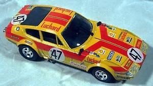 【送料無料】模型車 モデルカー スポーツカー フェラーリデイトナ#ルマンモデルferrari 365 gtb 4 daytona 47 le mans 1975 top model giallo 143