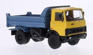 【送料無料】模型車 モデルカー スポーツカー マズテクノロジーズスケールモデルmaz 5551, gelb, 143, start scale models