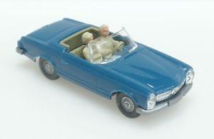 【送料無料】模型車 モデルカー スポーツカー メルセデスwm nr142 mercedes 230 sl cabrio azurblau v3 tp