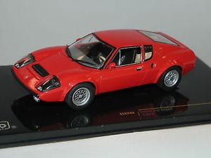 【送料無料】模型車 モデルカー スポーツカー ネットワーククラシッククーペローターixo clc249, ligier js2 coup, 1972, rotorange, 143