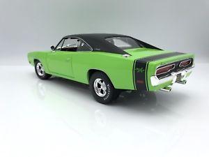 【送料無料】模型車 モデルカー スポーツカー グリーンdodge charger rt 1969 green  118 maisto uvp 49,99   color lt;lt;