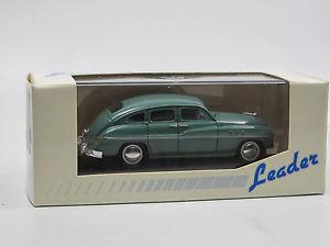 【送料無料】模型車 モデルカー スポーツカー リーダーフォードグリーン