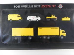 【送料無料】模型車 モデルカー スポーツカー wiking 80 01 post museums shop edition 1997 w543