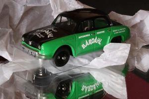 【送料無料】模型車 モデルカー スポーツカー ルノーrenault dauphine bardahl 143 35701 norev cij dition limit