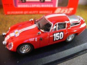 【送料無料】模型車 モデルカー スポーツカー ベストアルファロメオツールドフランス#143 best 9074 alfa romeo tz 1 tour de france 64 rollandaugias 150
