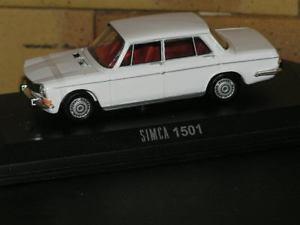 【送料無料】模型車 モデルカー スポーツカー simca norev 1501 143simca 1501 norev 143
