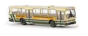 【送料無料】模型車 モデルカー スポーツカー シティバスbrekina 50731  187 mb o 305 stadtbus flsterbus td neu