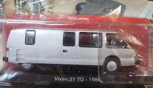 【送料無料】模型車 モデルカー スポーツカー キャンピングカー#camping cars 143e  vixen 21 td de 1986 35
