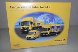 【送料無料】模型車 モデルカー スポーツカー エディションドイツポストherpa 187 006790 edition 2 set fahrzeuge der deutschen post 2002 ovpeh4921