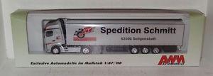 【送料無料】模型車 モデルカー スポーツカー アクトロスシュミットコマawm mb actros 1845 spediton schmitt 63500 seligenstadt 187 in ovp r1_1_51
