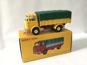 【送料無料】模型車 モデルカー スポーツカー ブルックスアトラスdinky toys 584 2 camion bache gak berliet 143atlas