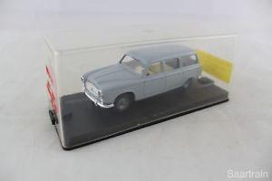 【送料無料】模型車 モデルカー スポーツカー プジョーブレーク143 verem 2011 peugeot 403 break