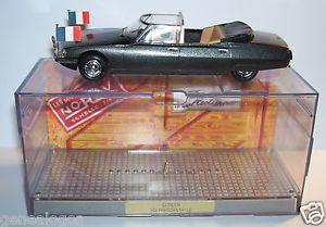 【送料無料】模型車 モデルカー スポーツカー シトロエンプレハーモニーメタルボックスold norev rare citroen sm presidentielle gris fonce metal 143 in box