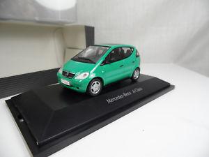 【送料無料】模型車 モデルカー スポーツカー メルセデスベンツクラスディーラーエディションボックスneues angebotmx492, herpa mercedes benz aklasse 143 dealer edition box