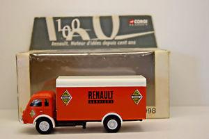 【送料無料】模型車 モデルカー スポーツカー ルノールノーサービスヌフrenault faineant renault service 1957 corgi hritage 150 neuf boite