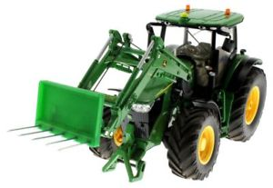 【送料無料】模型車 モデルカー スポーツカー フロントローダートターフォークmistgabel fr siku control 32 traktoren mit frontlader