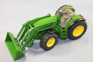 Siku JOHN DEERE mit FRONTLADER FARMER SERIE 1:32 NEU OVP 3652 Spielzeugautos