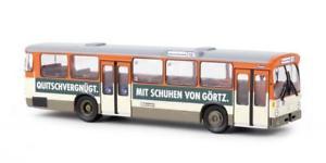 【送料無料】模型車 モデルカー スポーツカー バスbrekina stadtbus mb o 305 stadtwerke frankfurt grtz 50770