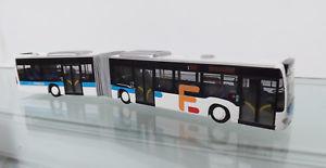 【送料無料】模型車 モデルカー スポーツカー バスシターロエミールフレッシュボックスrietze 73618 187 bus mb citaro g 15 emile frisch lu neu in ovp